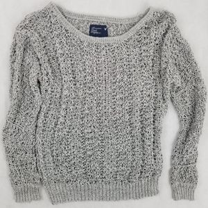 American Eagle Outfitters begging Sweater womens